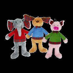 Corduroy Christmas Cuddlers