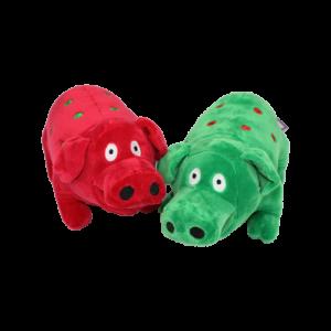Holiday Plush Globlet