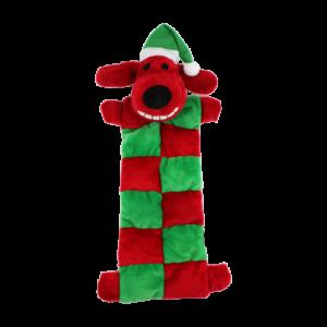 Loofa® Santa Squeaker Mat