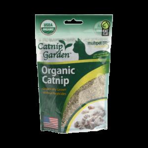 Catnip Garden® Organic Catnip