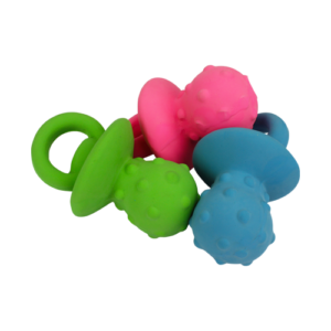 Pacifier Assorted Colors