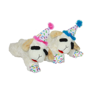 Lamb Chop® with Birthday Hat