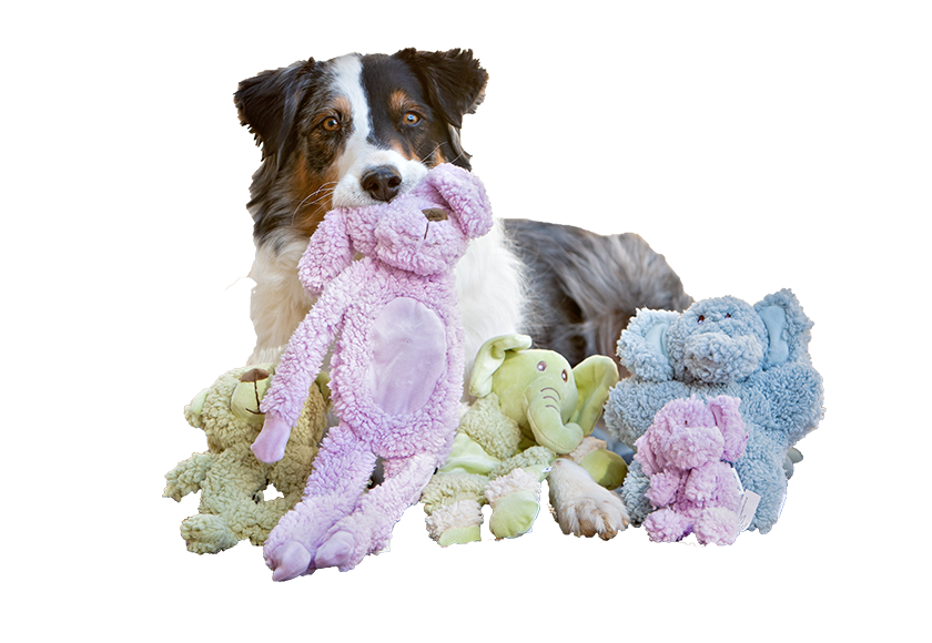 multipet armadog dog toys