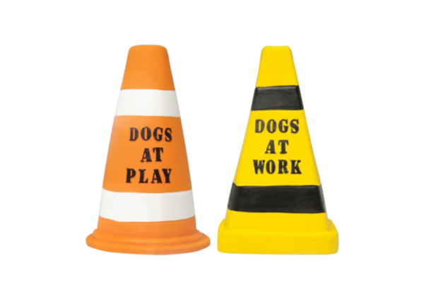 Barking Lot Cones