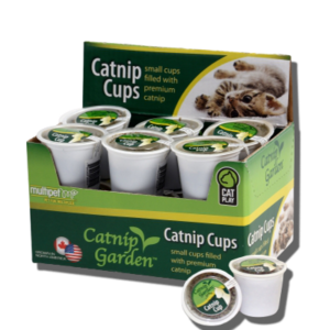 Catnip Garden® 12 Pack of Catnip Cups