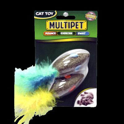 Compressed Catnip Mice