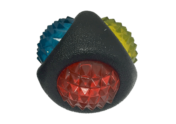 Doglucent TPR Dental Diamond Ball