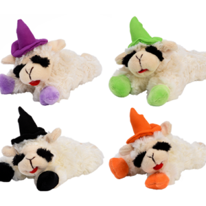 Lamb Chop® With Witch Hat