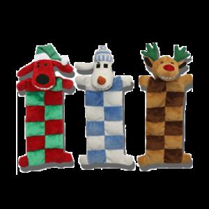 Loofa® Christmas Squeaker Mat