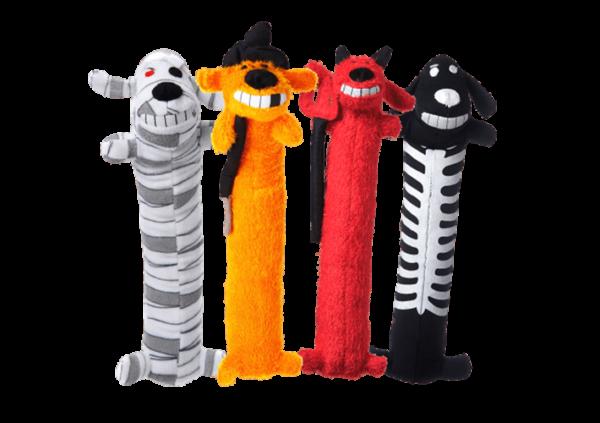 Loofa Dog Halloween