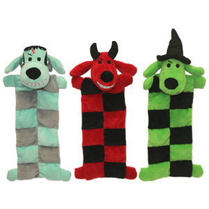 Loofa® Halloween Squeaker Mat