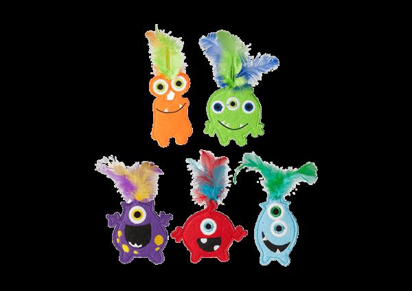 Monster Cat Toys