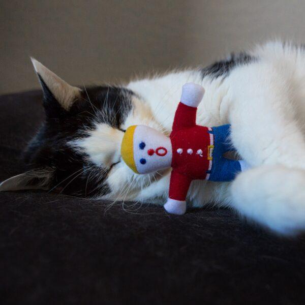 Mr. Bill® Cat Boy