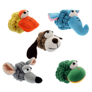 Nuts For Knots™ Rope Head Animals