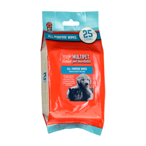 All-Purpose Pet Wipes 25ct.