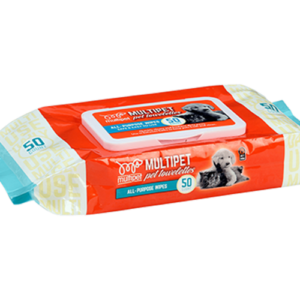 All-Purpose Pet Wipes 50ct.