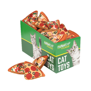 Pizza Cat Toys, 25 Piece PDQ