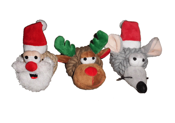 Rope-Head Christmas