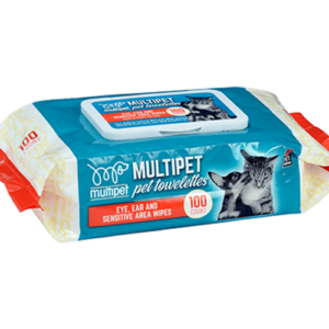 Sensitive Area Pet Wipes 100ct.