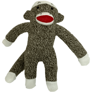 Sock Pals Monkey