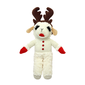 Standing Lamb Chop® With Antlers