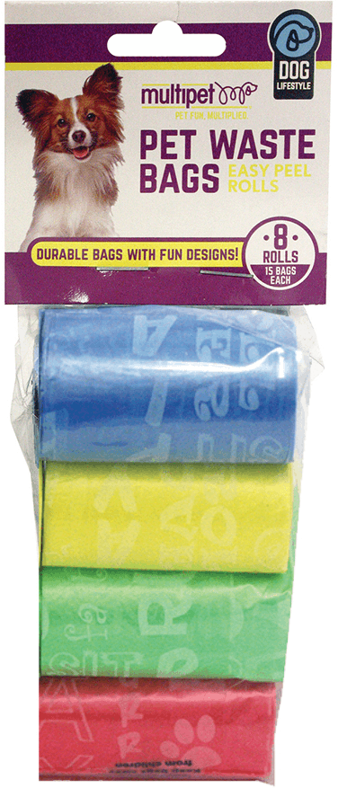 Waste Bags 8-pack